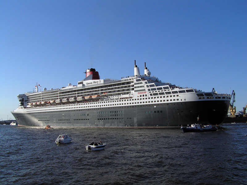 GTS Queen Mary 2 (2003) - � by Ingo Josten