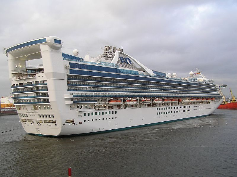 M/S Golden Princess (2001)
